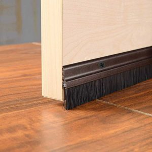 What to Know About Adding a Door Sweep