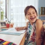 How to Create the Perfect Work Space for Kids at Home
