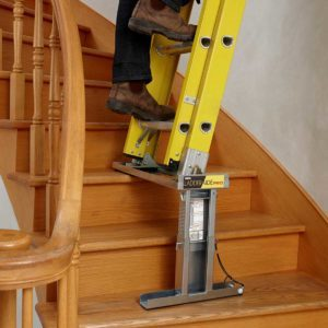 Leveling a Ladder Has Never Been Easier