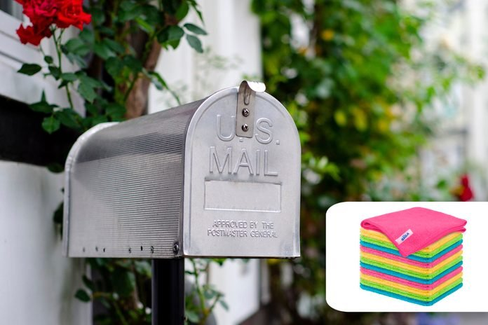 mailbox fall cleaning amazon