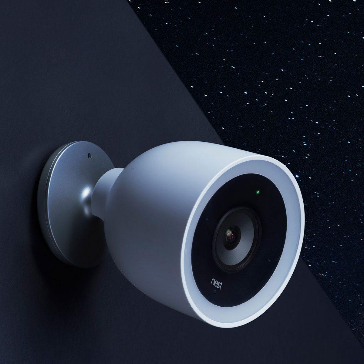 Nest security camera