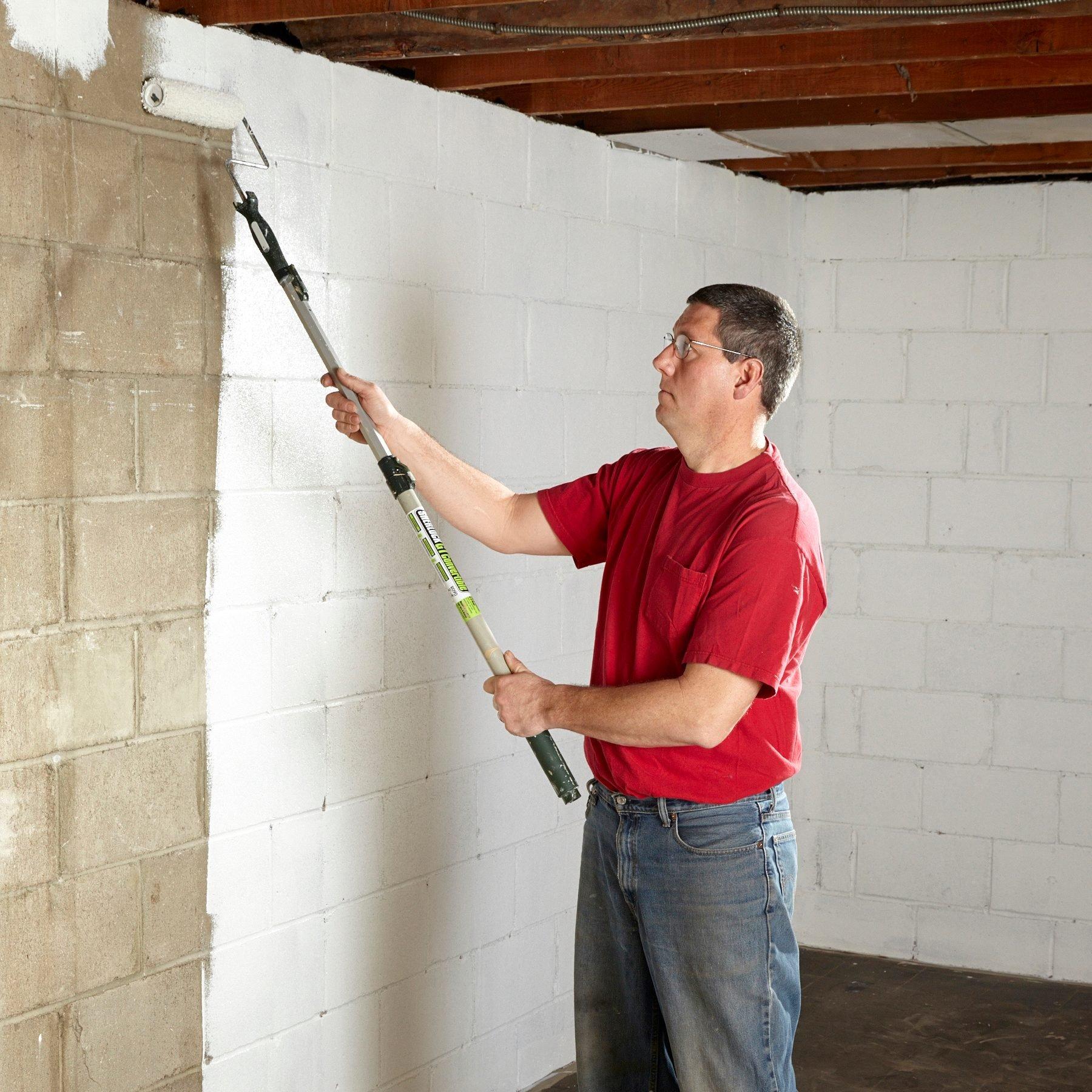 How To Finish A Basement Wall Diy Family Handyman