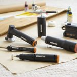 Worx Launches New Line of Precision Power Tools For Crafters and DIYers