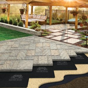 How to Install a Paver Patio Base