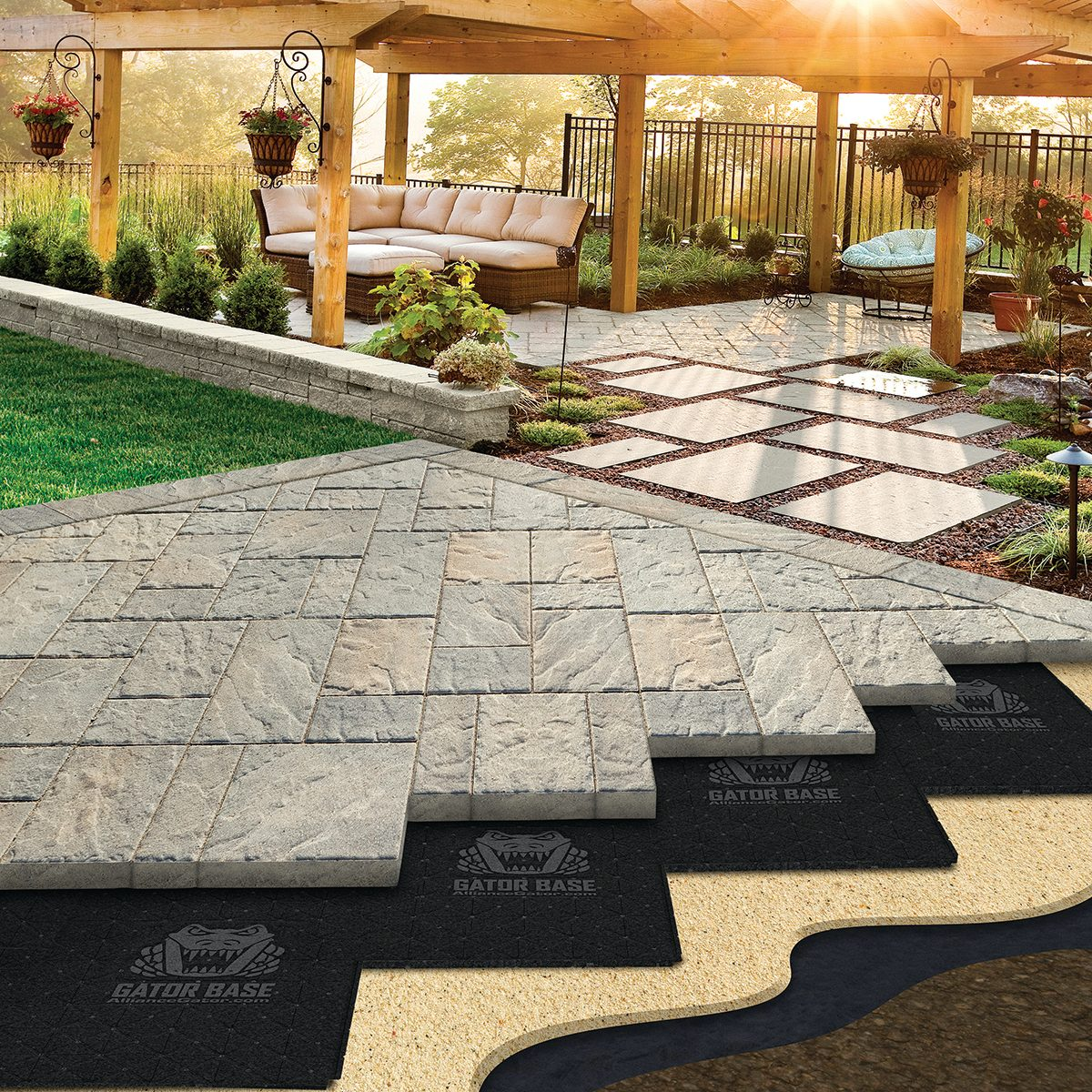 Easier Paver Patio Base That Will Save Your Back Diy Family Handyman