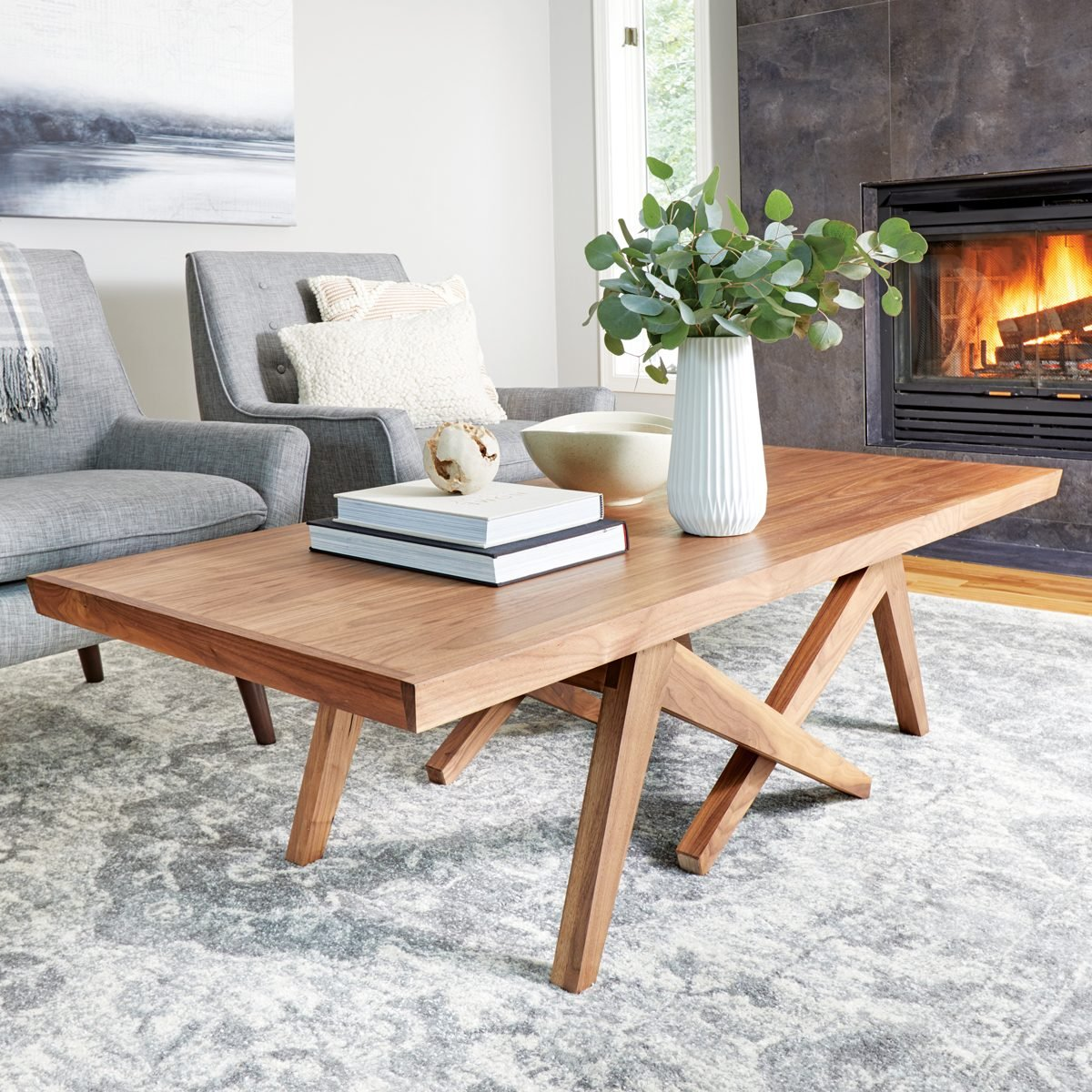 How To Build A 2 In 1 Coffee Dining Table Family Handyman