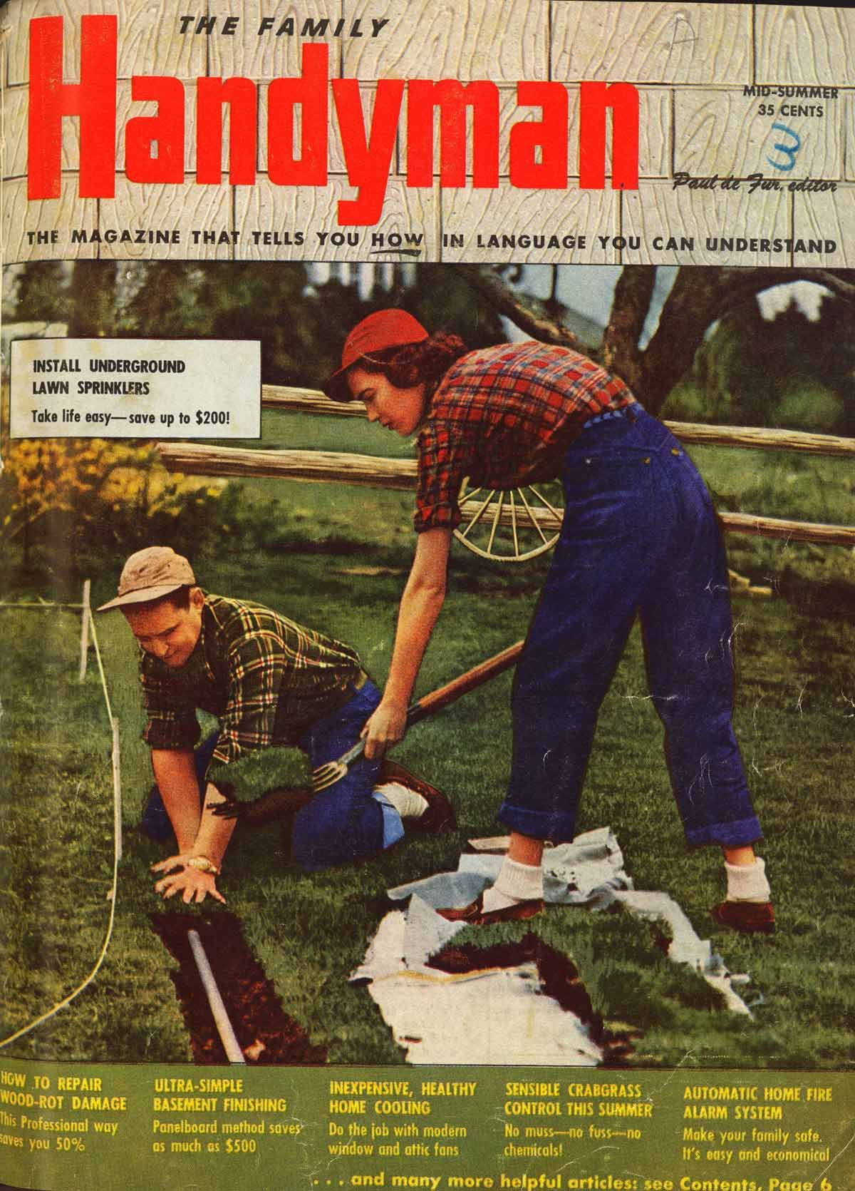 cover 1951 mid summer
