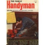 Vintage Family Handyman Covers from the '50s