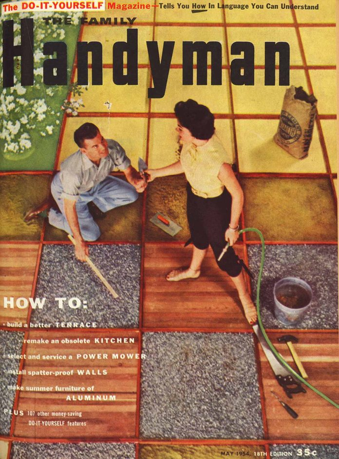 1954 spring cover
