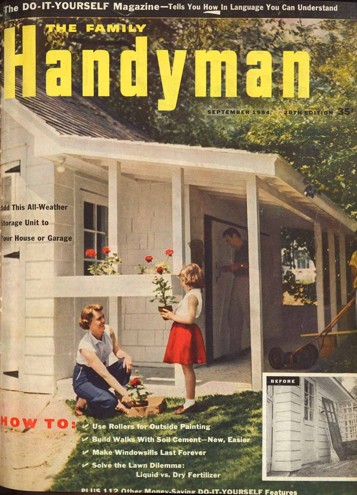 1954 fall issue