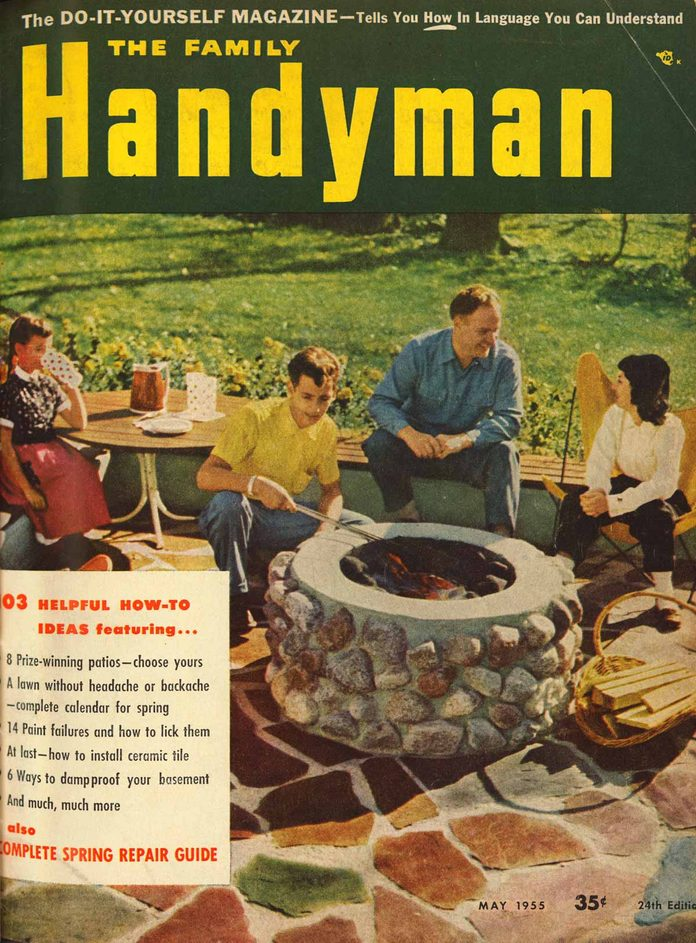 Spring 1955 cover