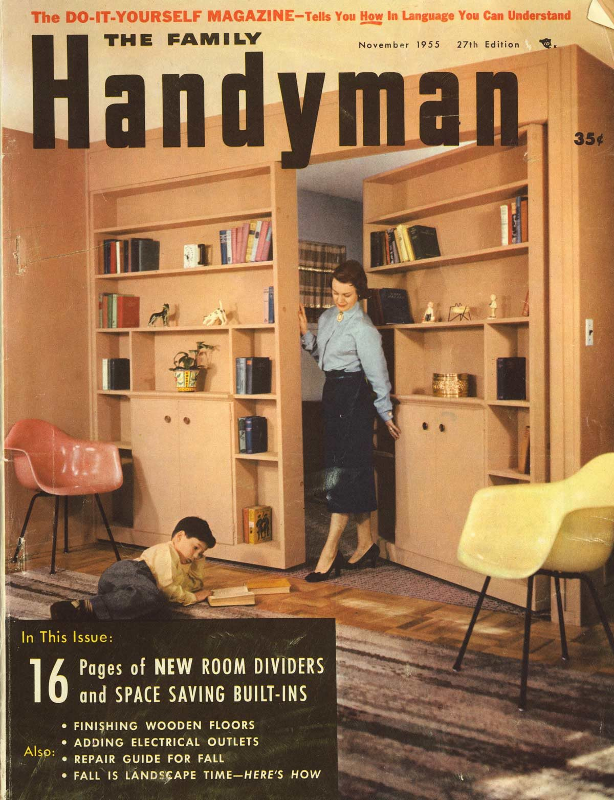 Fall 1955 cover