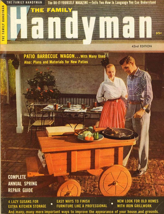 Fall 1958 cover
