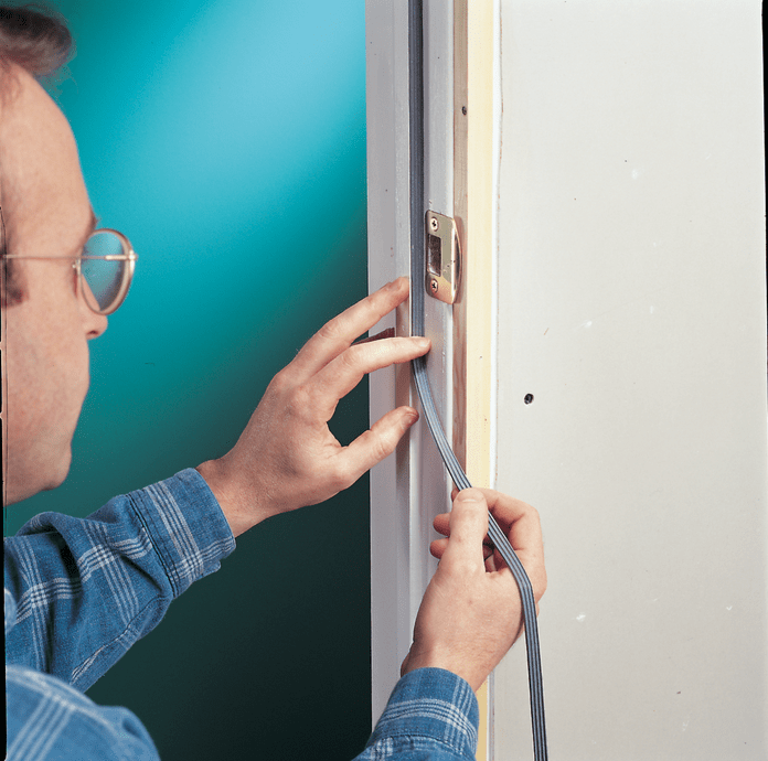 Seal Doors with Gaskets