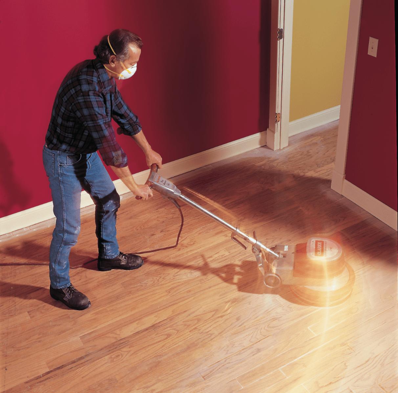 Refinishing Hardwood Floors How To Refinish Diy Family Handyman
