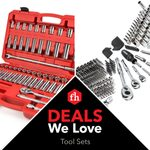Deals We Love: Tool Sets