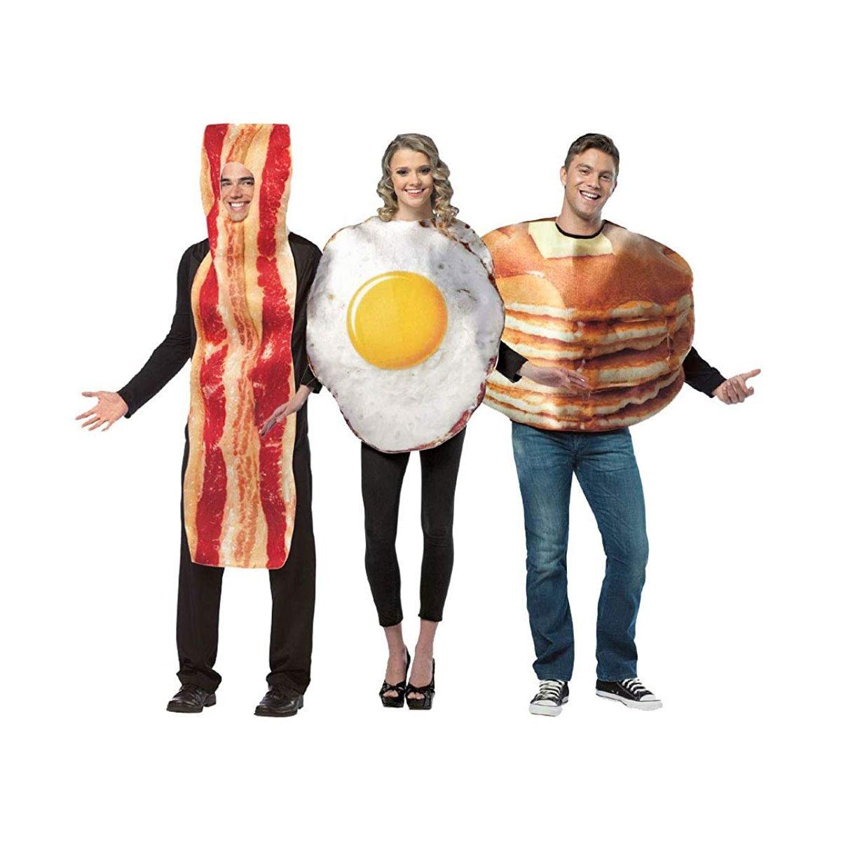 Breakfast costume
