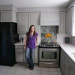 Novice DIYer Wraps Up Solo Kitchen Remodel After Five Years