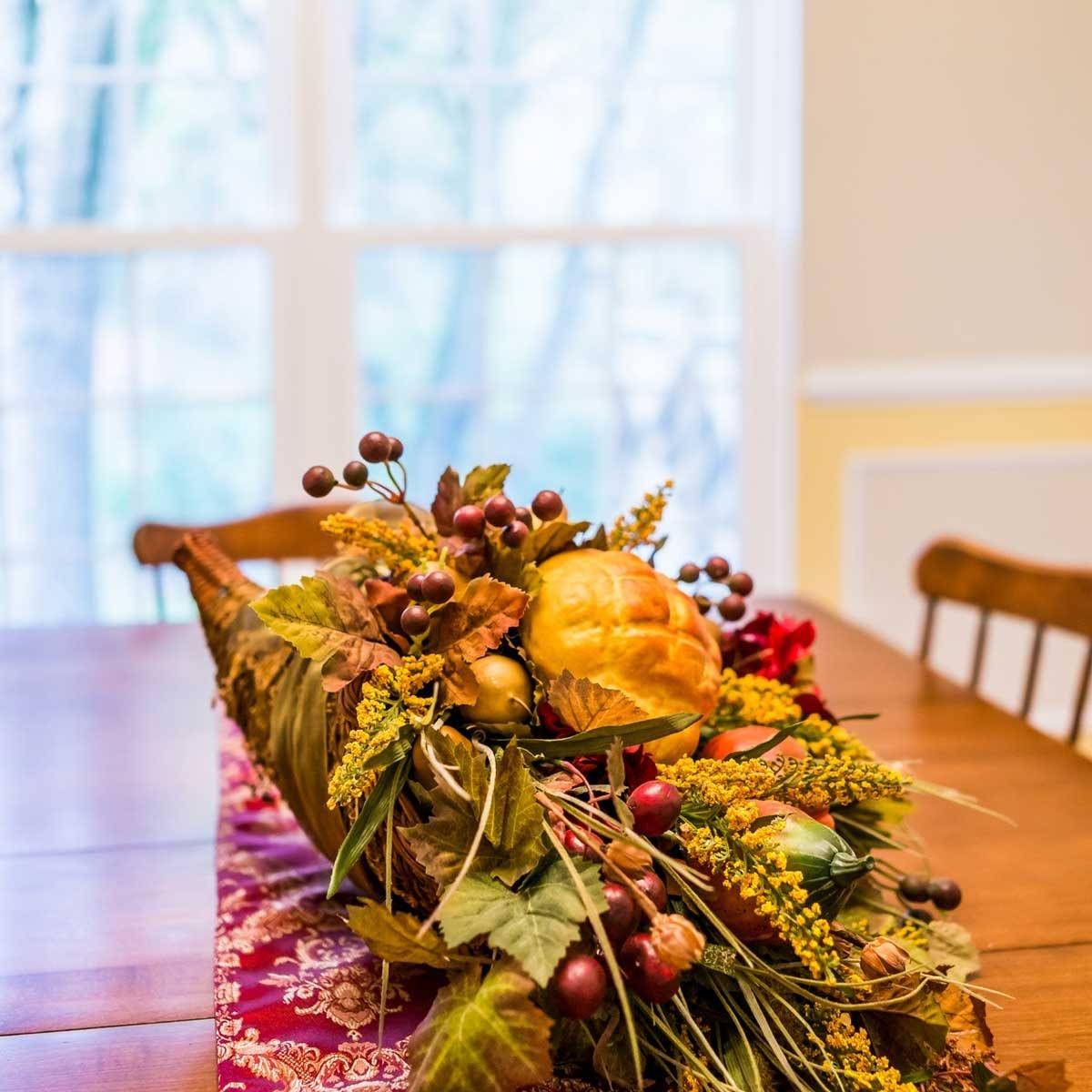 What to Know About Thanksgiving Cornucopias