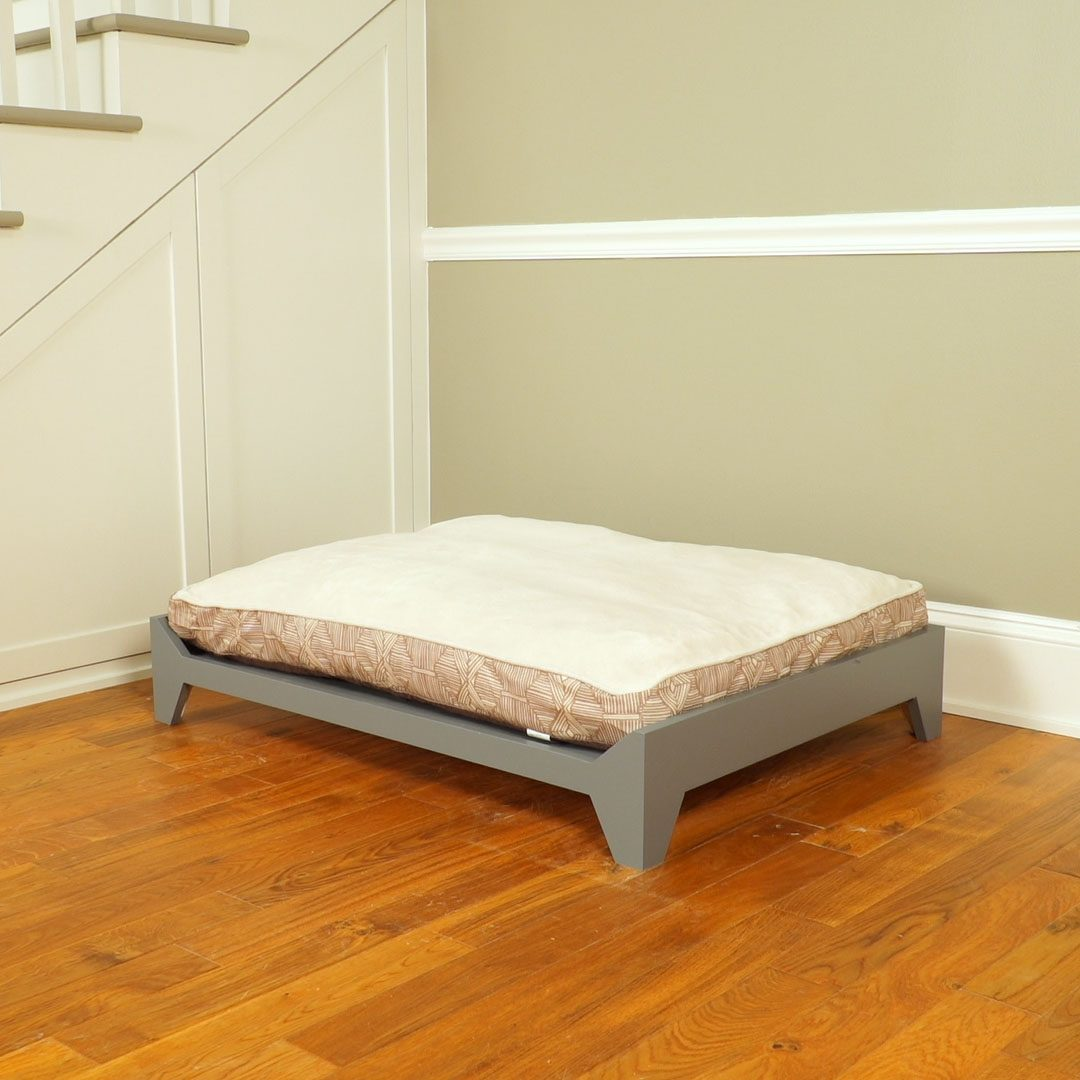 How To Build A Raised Dog Bed Family Handyman