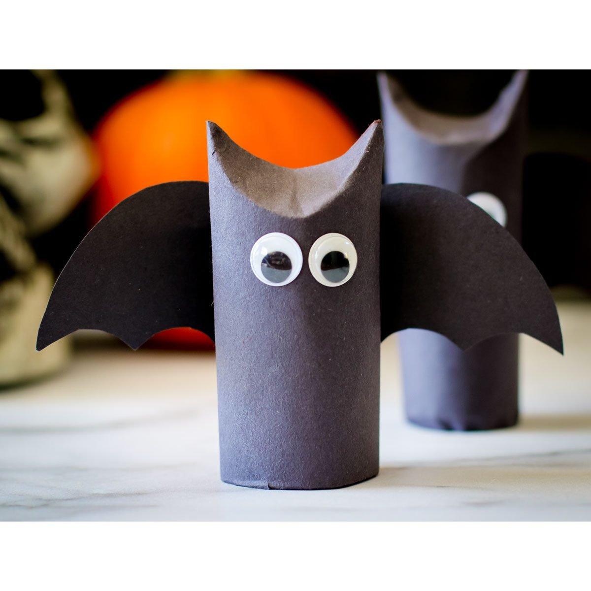 Spooky Paper Bat