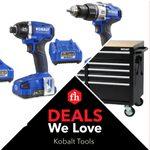 Deals We Love: Kobalt Tools