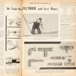1951 Family Handyman Feature: Be Your Own Plumber