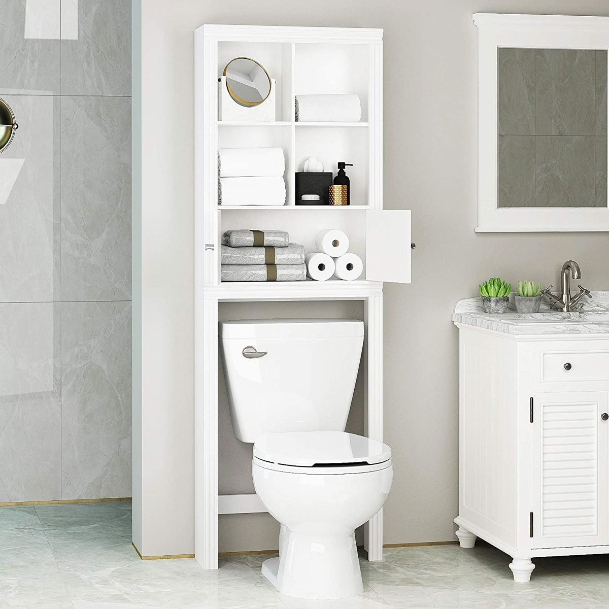 12 Best Storage And Organization Products For Small Bathrooms The Family Handyman