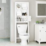 12 Best Storage and Organization Products for Small Bathrooms