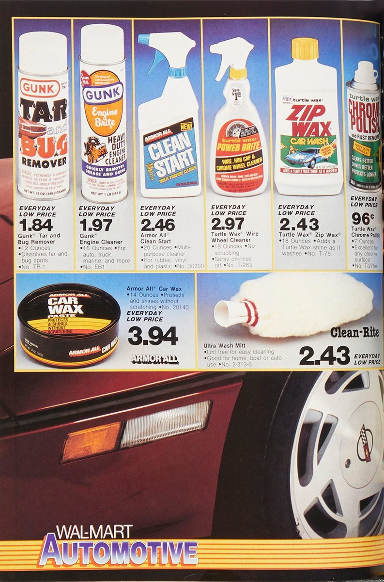 Vintage Family Handyman magazine ads: Walmart