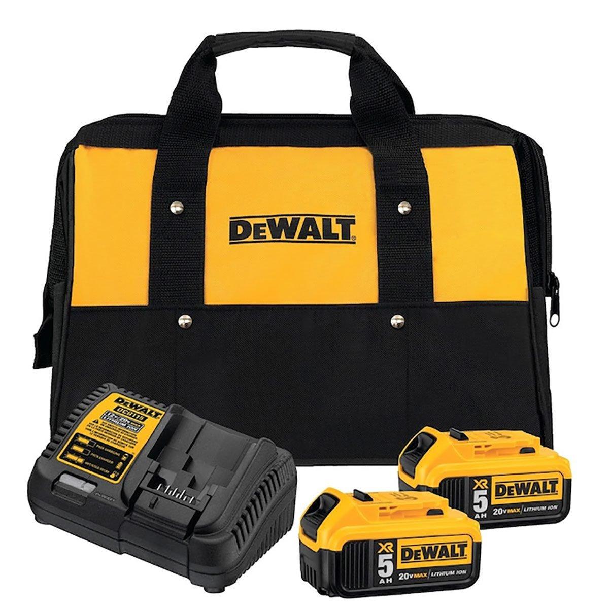 dewalt battery kit