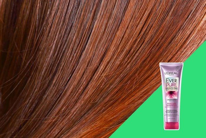Hair and shampoo