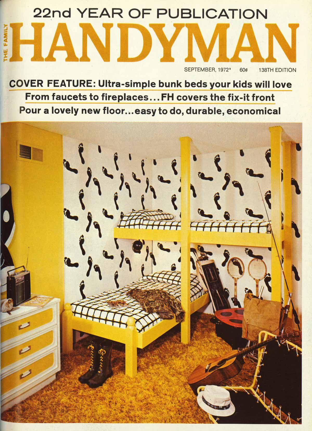 fall 1972 cover
