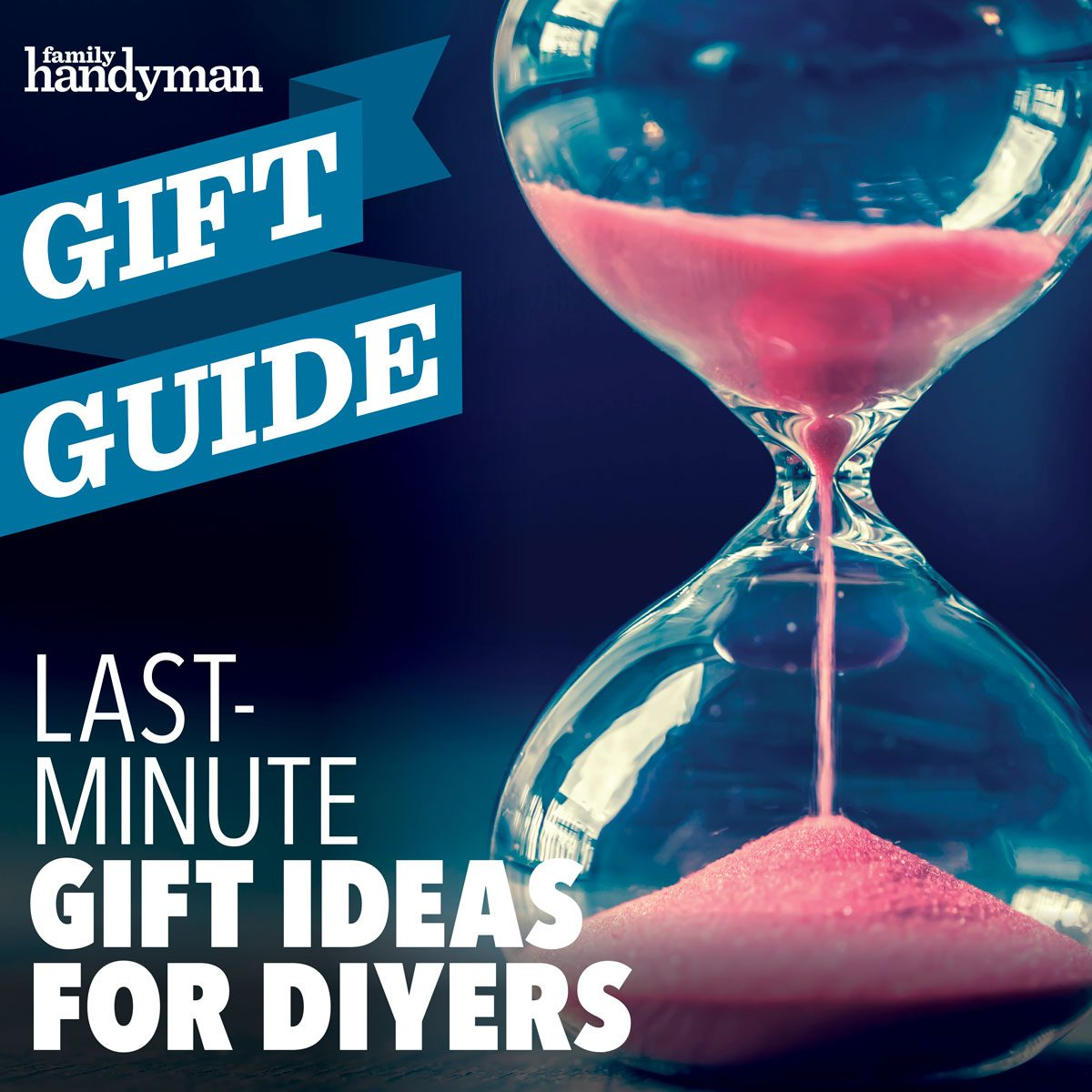 Best Last-Minute Gifts for the Whole Family  - cover