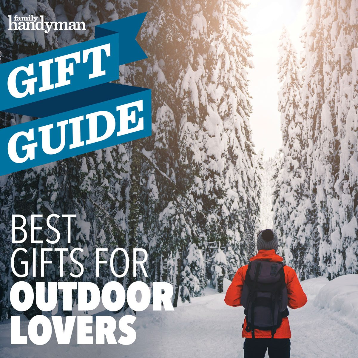 Best Gifts for Anyone Who Loves the Outdoors