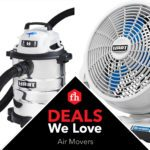 Deals We Love: Air Movers