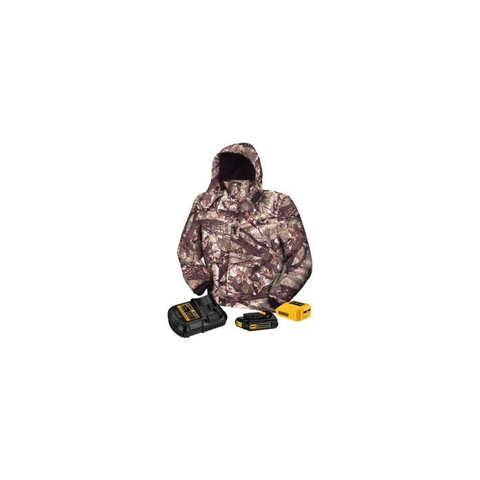 Heated jacket