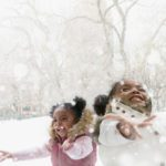 How to Keep Your Kids Safe Outside This Winter
