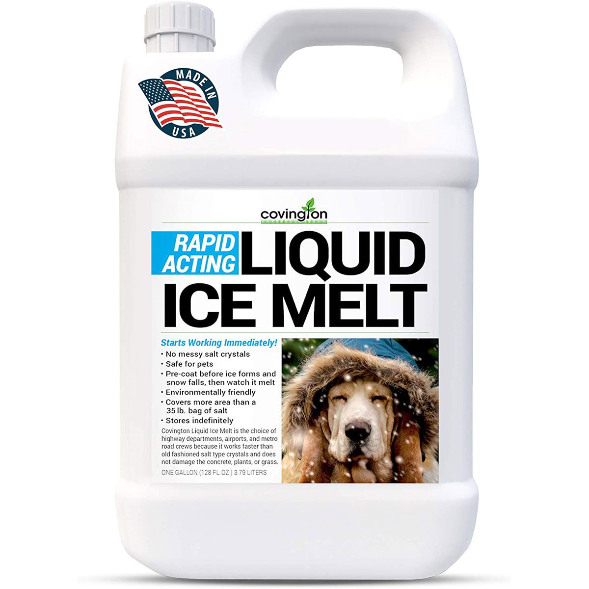 rapid acting liquid ice melt