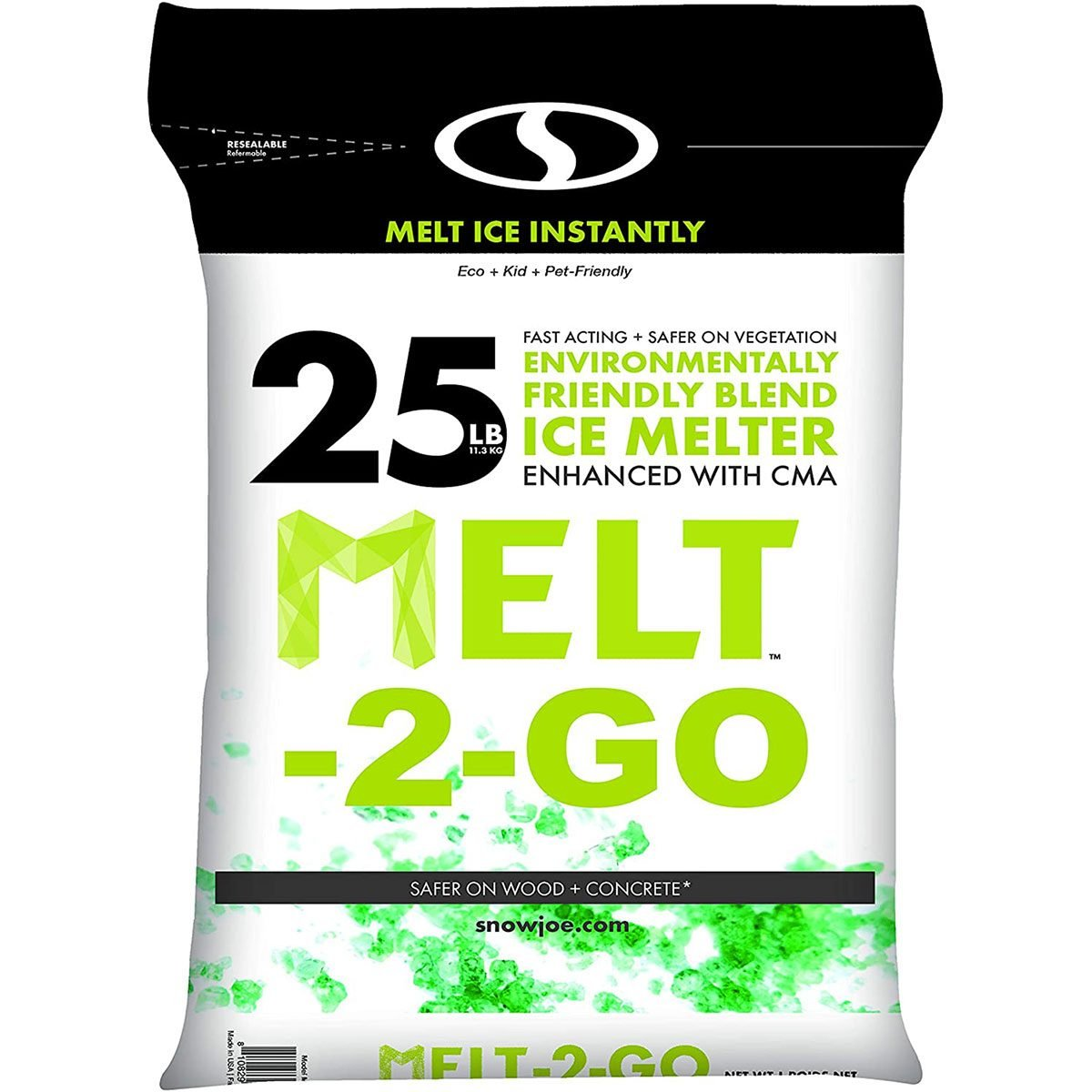 melt-2-go enhanced with cma