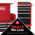 Deals We Love: Craftsman Tool Organizers