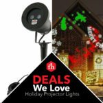 Deals We Love: Holiday Projector Lights