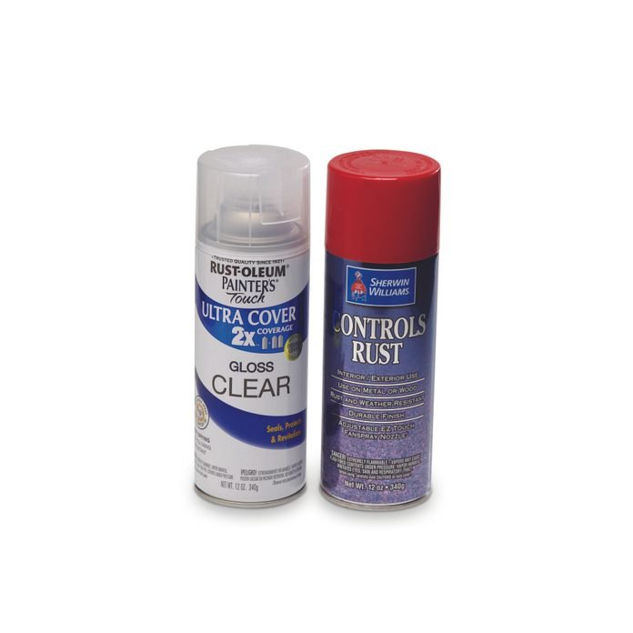 Prevent Rust with Paint and Topcoat