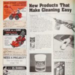 Vintage Family Handyman Feature: 'New' Cleaning Products from the 1980s