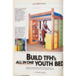 Vintage Family Handyman Project: All-in-One Youth Bed