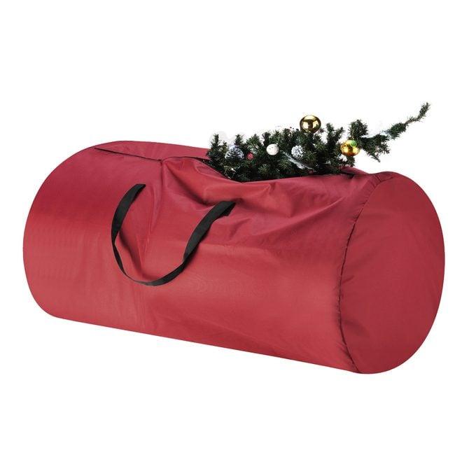 Tiny Tim Totes Canvas Christmas Tree Storage Bag