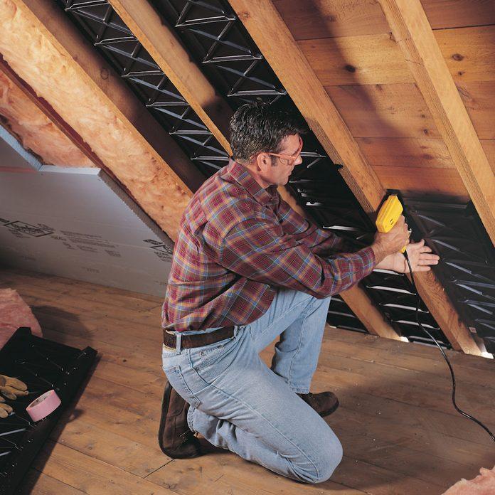 Finishing An Attic Diy Family Handyman