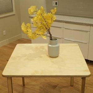 How to Build an Easy DIY Folding Table