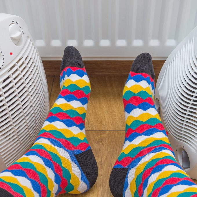 Plugin Electric Heater