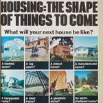 Vintage Family Handyman from 1983: Housing Shapes To Come